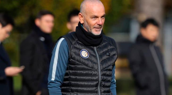 Inter, Pioli: «Candreva è un professionista, darà il massimo»