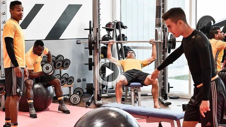 Mannequin challenge, anche la Juventus contagiata dal tormentone social