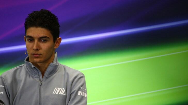 F1, la Force India ingaggia Ocon