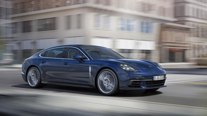 "Porsche Panamera Executive, quella ""lunga"" per i cinesi"