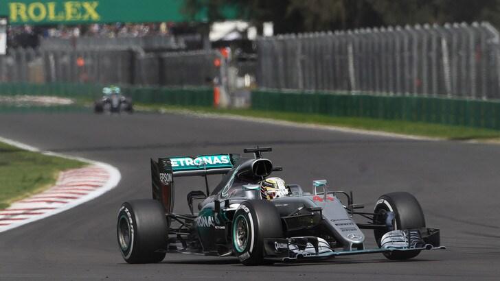 F1 Brasile: a Hamilton le prime libere, Vettel nono