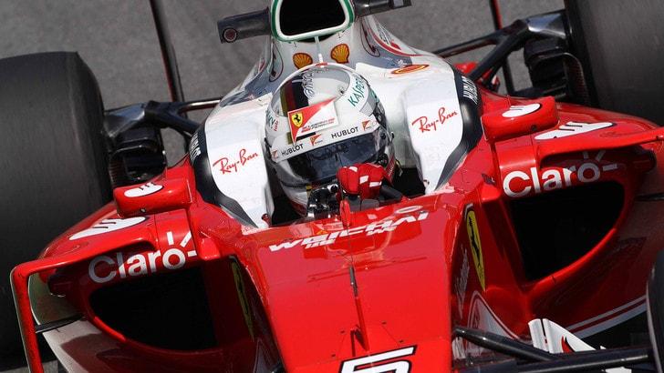 F1 Brasile, Vettel: «È stata una giornata difficile»