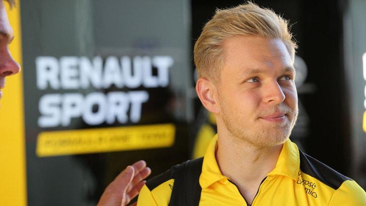 F1, Haas: arriva Magnussen nel 2017