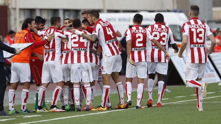 Carattere Latina: stende il Vicenza per 1-0