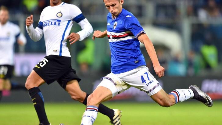 Serie A Sampdoria alla ripresa: c'è Budimir col gruppo