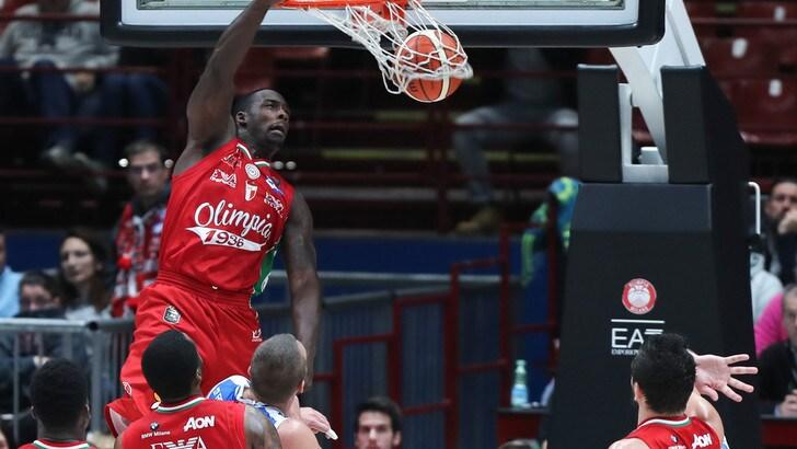 Basket, Eurolega: Milano favorita a Belgrado