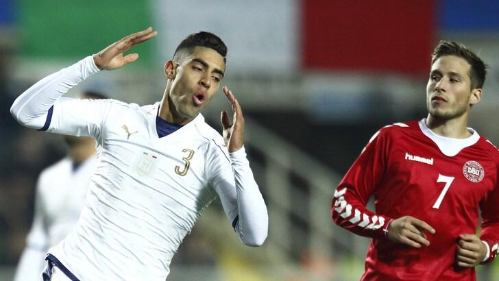 L'Italia Under 21 non segna, solo 0-0 contro la Danimarca