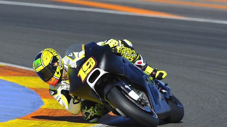 MotoGp Suzuki, Iannone: «Entusiasta di questa nuova avventura»