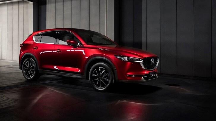 Mazda CX-5, a Los Angeles debutta il nuovo modello
