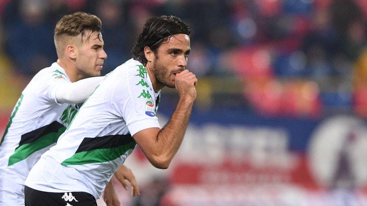 Serie A Sassuolo, Matri avvisa la Sampdoria: «Siamo arrabbiati»