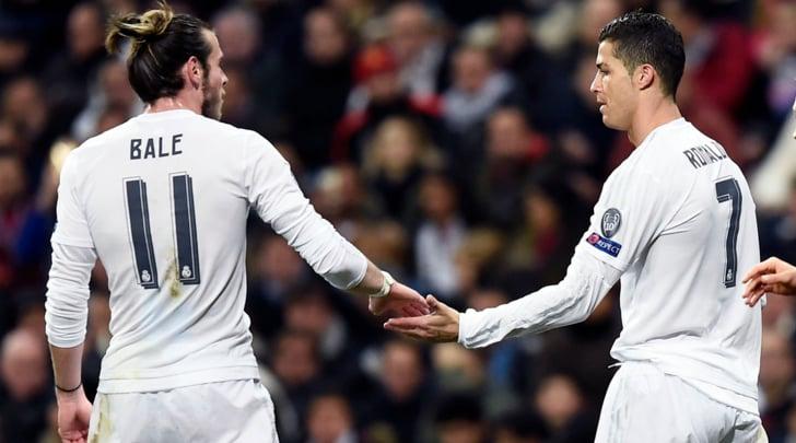 """Bale """"scarica"""" Cristiano Ronaldo: «Giggs il migliore»"""