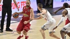 Basket Eurolega, derby all'Olympiacos