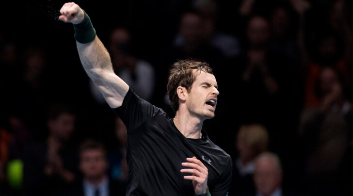 Atp Finals: le semifinali saranno Murray-Raonic e Nishikori-Djokovic