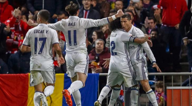 Liga, Atletico-Real Madrid 0-3: Cristiano Ronaldo affonda Simeone