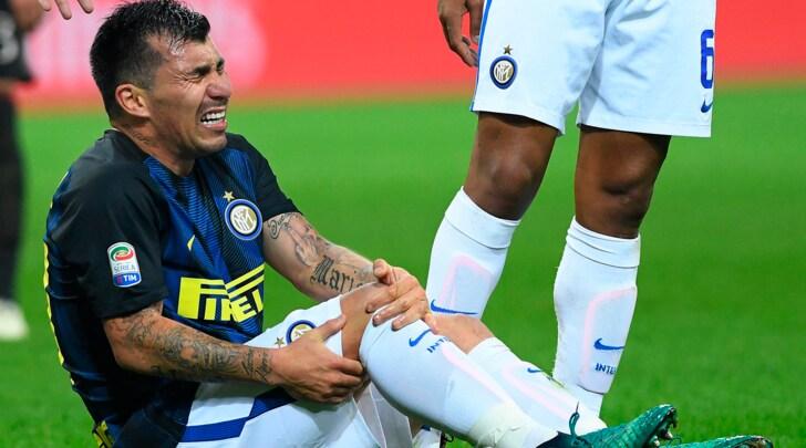 Serie A Inter, per Medel lesione al menisco