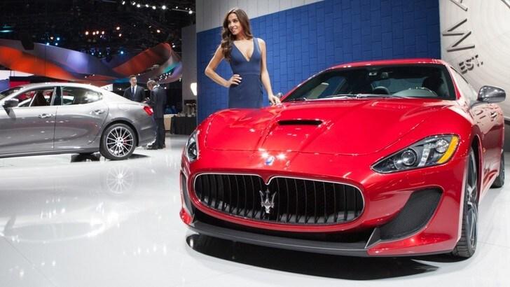 Maserati Quattroporte GranSport debutta al Salone di Los Angeles