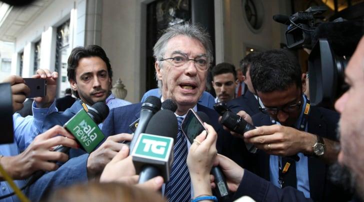 Inter, Moratti promuove Pioli: