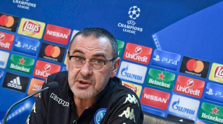 Sarri indica la strada al Napoli: «Niente calcoli con la Dinamo Kiev»