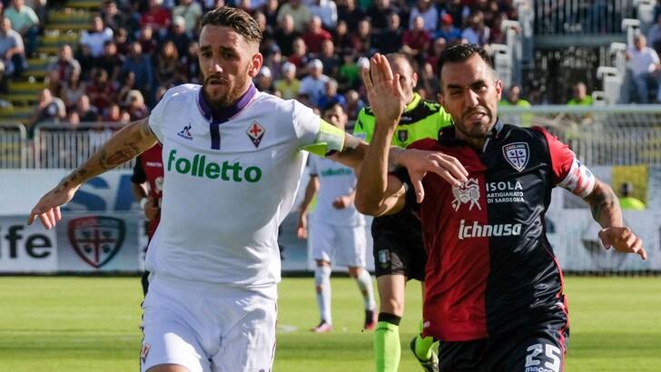 Serie A Cagliari, per Sau allenamento in gruppo