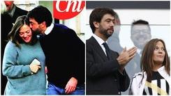 «Andrea Agnelli di nuovo papà: Deniz è incinta»