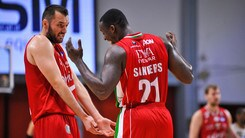 Basket Eurolega, Milano sfida Gigi Datome