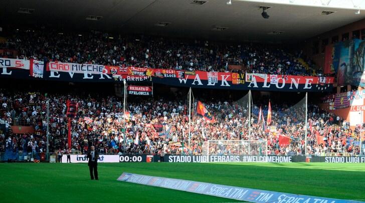 Genoa-Juventus: Ferraris verso il tutto esaurito