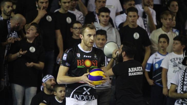 Volley, SuperLega: Sora batte Padova 3-2 dopo due match ball annullati