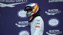F1, per Alonso una nuova marca di casco