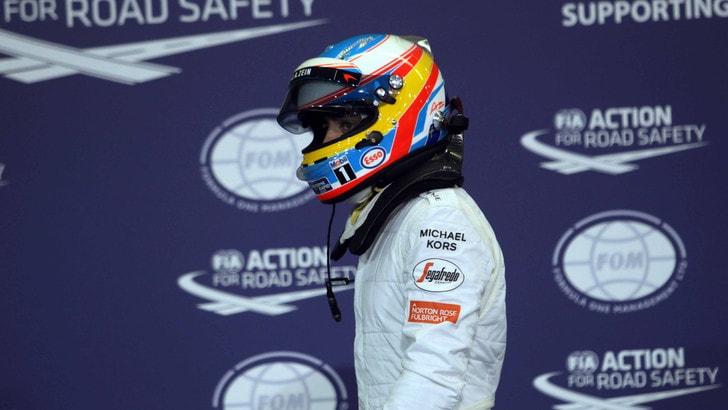 F1 Abu Dhabi, Alonso: «Ultimi punti, pronti a lottare»