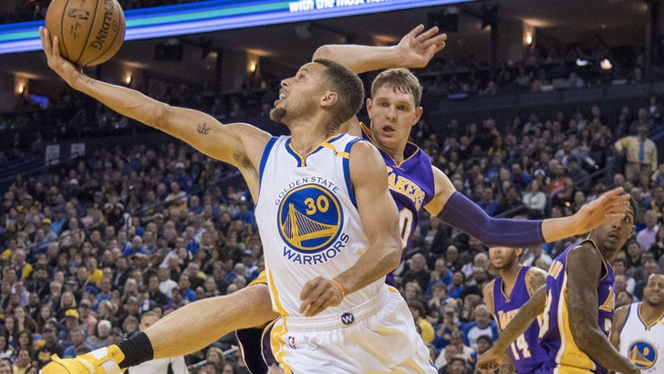 Walker gela i Knicks, Golden State vince ancora