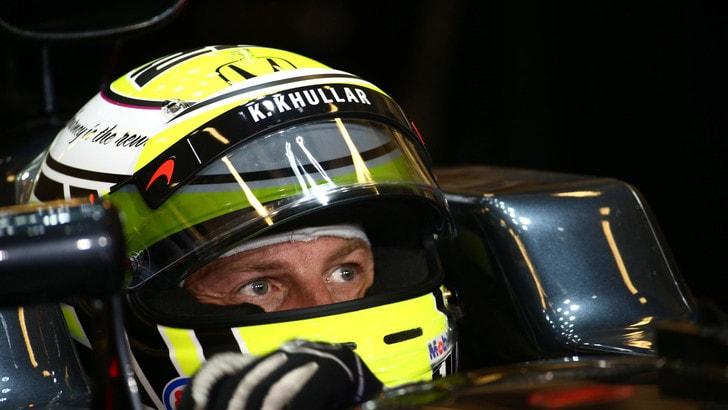 F1 Abu Dhabi, Button: «Ho realizzato i miei sogni»