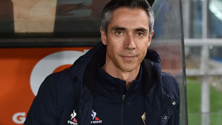 Serie A Fiorentina, Sousa: «Inter? Pioli ha portato aria nuova»
