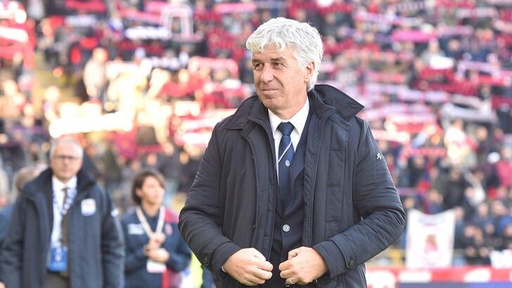 Serie A Atalanta, Gasperini: «Ora la Juventus sarà arrabbiata»