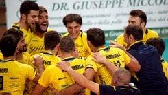 BCC Castellana Grotte passa al comando, Siena ko al tie break