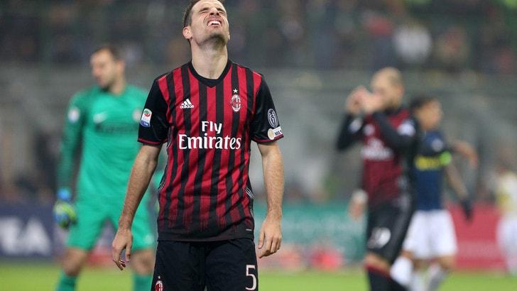 MILAN - Si ferma Bonaventura: ecco i tempi di recupero