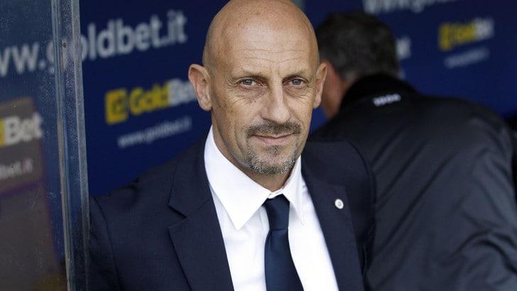 Serie B Spezia, un turno di squalifica per il tecnico Di Carlo