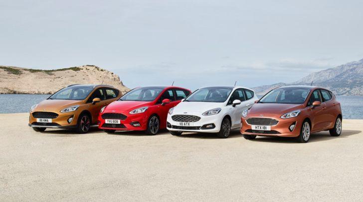 Nuova Ford Fiesta: l'hi tech diventa veramente per tutti