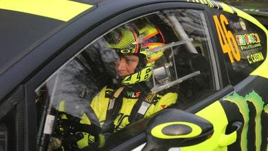 Rally Monza, vince ancora Rossi: è il settimo centro