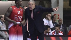 Basket Eurolega, Milano crolla a Kazan