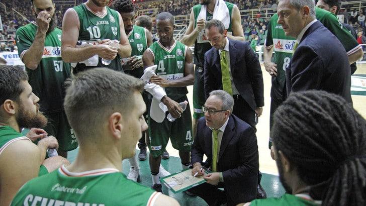 Basket, Serie A: Avellino favorita contro Venezia