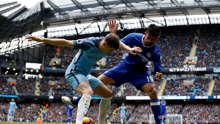 Manchester City-Chelsea 1-3: Conte re della Premier League