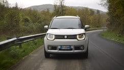 Suzuki Ignis, il Suv diventa compatto