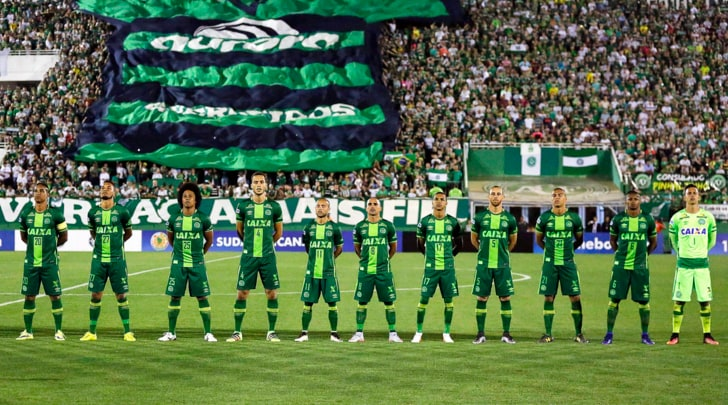 Chapecoense Santa Fè dona la Copa Sudamericana