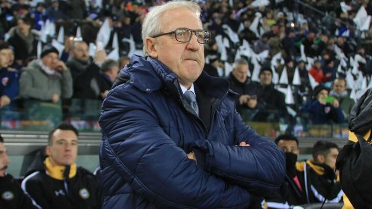 Serie A Udinese, Delneri: «Volevamo vincere per forza»