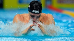 Mondiali vasca corta: Scozzoli bronzo nei 100 rana