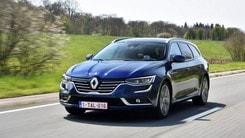 Renault Talisman Sportour, la prova doppia – savoir faire francese