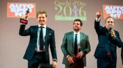 Formula 1, Rosberg vince il Casco d'Oro