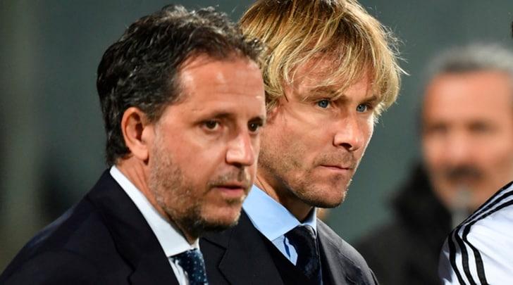 Juve-Atalanta, Nedved e Paratici contro l'arbitro: le sanzioni
