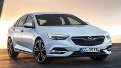 Opel Insignia Grand Sport, il design si unisce alla sostanza
