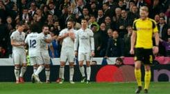 Champions League: Siviglia agli ottavi, Real Madrid beffato da Reus, è secondo